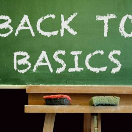 11 e 25 febb – BACK TO BASICS